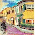 La Bichicletta by Suzanne Cerny