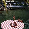 La Concha Beach Club by Slim Aarons
