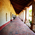 La Purisima Mission Colonade by Glenn McCarthy Art and Photography