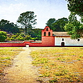 La Purisima Mission by Glenn McCarthy Art and Photography