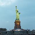 Lady Liberty by Kay Brewer