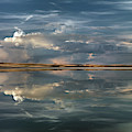 Lake Abert 10 by Leland D Howard