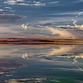 Lake Abert 4 by Leland D Howard