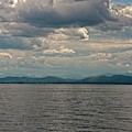 Lake Champlain And Adirondacks by Paul Rebmann