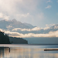 Lake Crescent by Sharon Seaward