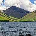 Lake District Panorama - Wastwater by Martyn Arnold