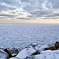 Lake Michigan by By Ken Ilio