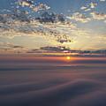 Lake Michigan Overlook 15 by Heather Kenward