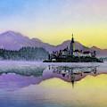 Lake by Raymond Ore
