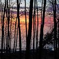 Lake Superior Sunrise by Jim West