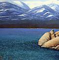 Lake Tahoe 2 by Frank Wilson