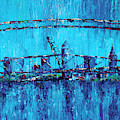 Lake View Cleveland by JoAnn DePolo