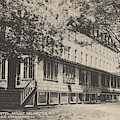 Lake View Hotel On Lake Hopatcong by Mark Miller