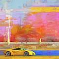 Lambo Yellow by Alice Gipson
