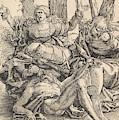 Lamentation For Christ, 1510  by Hans Baldung Grien