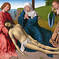 Lamentation Over The Body Of Christ by Peter Barritt