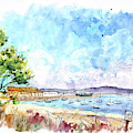 Landscape Of Galicia 03 by Miki De Goodaboom