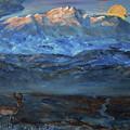 Laramie Peak Morning by Chance Kafka