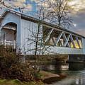 Larwood Bridge by Matthew Irvin