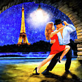Last Tango In Paris by Mark Tisdale