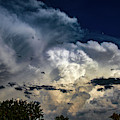 Late Afternoon Nebraska Thunderstorms 074 by Dale Kaminski
