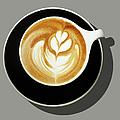 Latte by Jonathan Kantor
