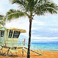 Lauderdale Lifeguard Safe by Alice Gipson