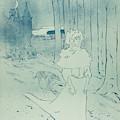 Le Tocsin by Henri de Toulouse-Lautrec