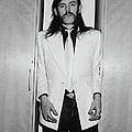 Lemmy Squeezed by Fin Costello