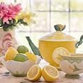 Lemon Tea  by Top Wallpapers