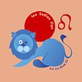 Leo - Lion by Ariadna De Raadt