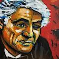 Leonard Bernstein by Stuart Glazer