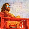 Lifeguard Rays by Alice Gipson