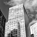 Light And Shadows In The Naked City Manhattan by John Rizzuto