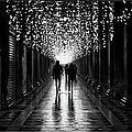 Light, Shadows And Symmetry by Lyl Dil Creations