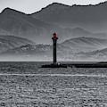 Lighthouse  by Peter Moderdovsky