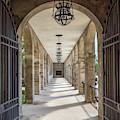 Lightner Museum Corridor by David Hart