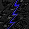 Lightning Blue by Steve Purnell