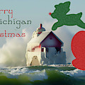 Lightouse Christmas by Enzwell Designs