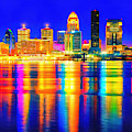 Lights Of Louisville by Dan Sproul