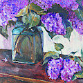 Lilac 16x20 by Maxim Komissarchik