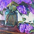 Lilac- Fragment by Maxim Komissarchik