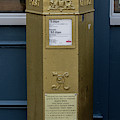 Lincoln City Gold Postbox by Scott Lyons