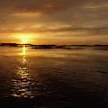 Lingering Sunset by John M Bailey