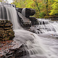 Little Falls In The Fall by Jack Peterson
