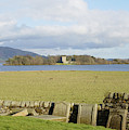 Loch Leven Castle From Kinross by Victor Lord Denovan