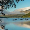 Loch Tay Dawn by David Ross