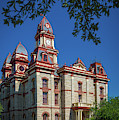 Lockhart Courthouse by Inge Johnsson
