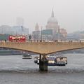 London Skyline by Dora Berger