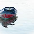 Lone Boat by Helen Northcott